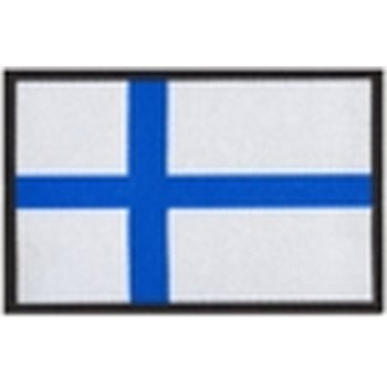 Clawgear Finland Flag Patch Color