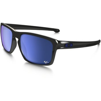Oakley Sliver Moto GP, Polished Black w/ Ice Iridium