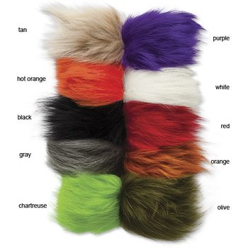 Orvis Temple Fox, Hot Orange