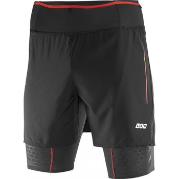 Salomon S-Lab Exo TwinSkin Short M (2016), Black, L