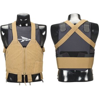 First Spear Discreet Operations Vest (DOV), Coyote, One Size