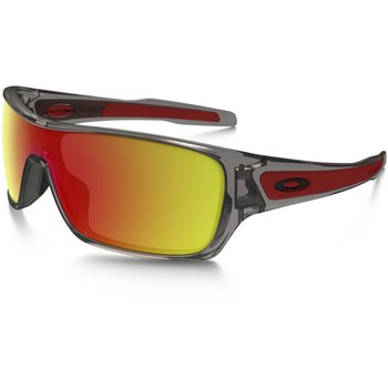 Oakley Turbine Rotor, Grey Ink w/ Ruby Iridium
