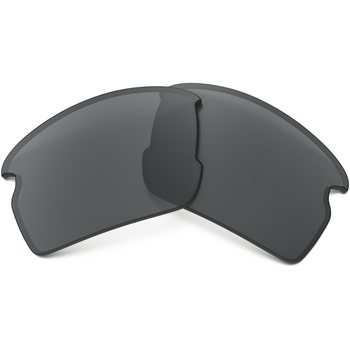 Oakley Flak 2.0 Replacement Lens Kit, Black Iridium
