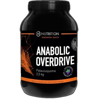 M-Nutrition Anabolic Overdrive 2 (2.5 kg)