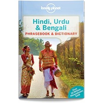 Lonely Planet Hindi Urdu & Bengali Phrasebook
