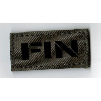 "First Spear FIN - IFF Patch 1""x2"""