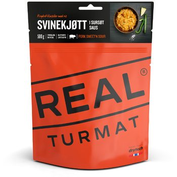 Real Turmat Pork Sweet'n Sour (L,G)