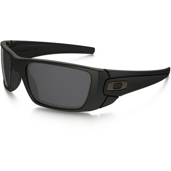 Oakley Fuel Cell, Matte Black w/ Grey Polarized