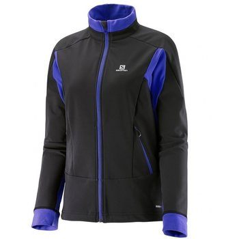Salomon Momemtum Softshell Jacket Women
