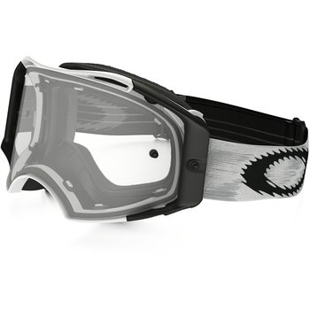 Oakley Airbrake Mx Matte White Speed w/Clear