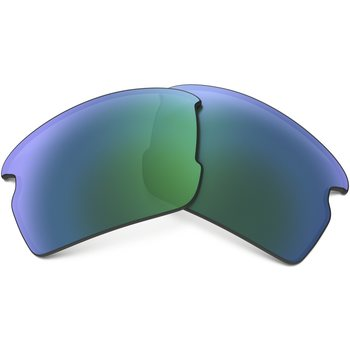 Oakley Flak 2.0 Replacement Lens Kit, Jade Iridium