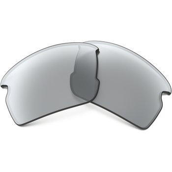 Oakley Flak 2.0 Replacement Lens Kit, Slate Iridium