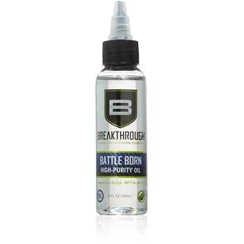 Breakthrough Battle Born High Purity Oil  2 fl oz Bottle