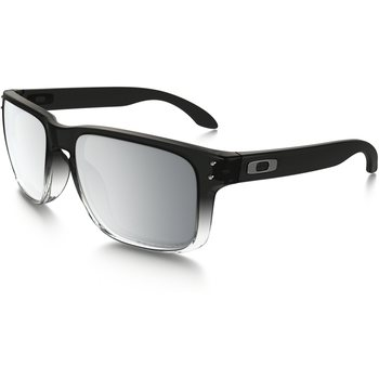 Oakley Holbrook, Dark Ink Fade w/ Chrome Iridium Polarized