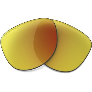 Oakley Sliver R Replacement Lens Kit, Fire Iridium Polarized