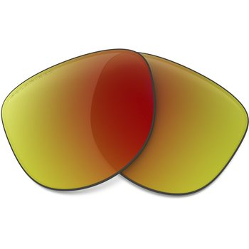 Oakley Sliver R Replacement Lens Kit, Ruby Iridium Polarized