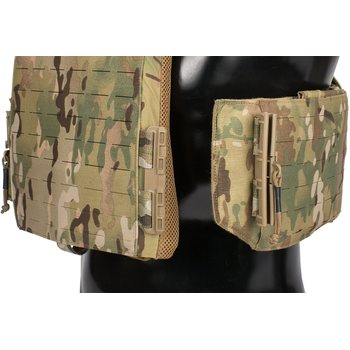 First Spear Overlap Cummerbund, Ranger Green, Medium