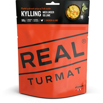 Real Turmat Chicken & Lime (L,G)
