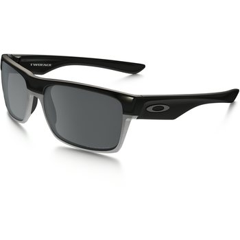 Oakley TwoFace, Polished Black w/ Black Iridium Polarized