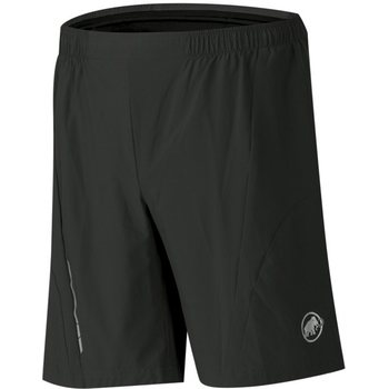 Mammut MTR 141 Shorts Long Men, Black-Silver, S
