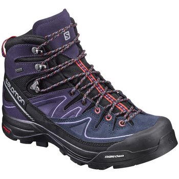 Salomon X Alp Mid LTR GTX W, Black/Nightshade, UK 5.5 (EUR 38 2/3)