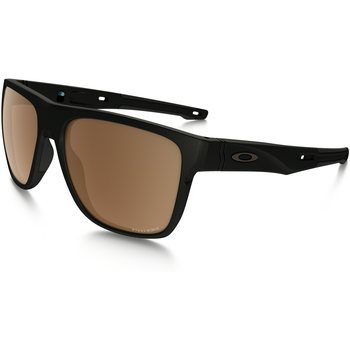 Oakley Crossrange XL Matte Black w / Prizm Tungsten Polarized