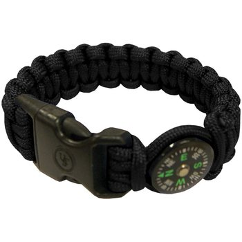 "UST Survival Bracelet 8"" with Compass"