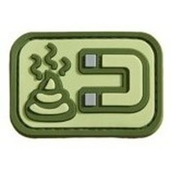 Clawgear Shit Magnet Rubber Patch