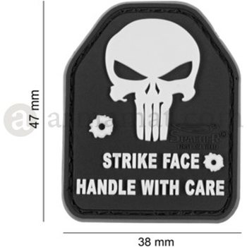 Clawgear SAPI Skull Rubber Patch