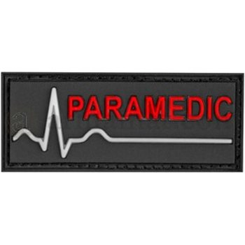 Clawgear Paramedic Rubber Patch