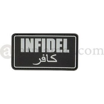 Clawgear Infidel Rubber Patch