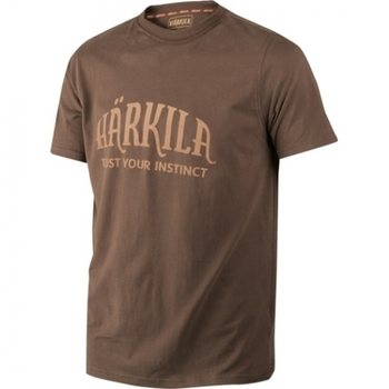 Härkila T-Shirt, Slate Brown, L