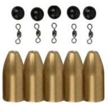 Savage Gear Brass Bullet Kit, 7g