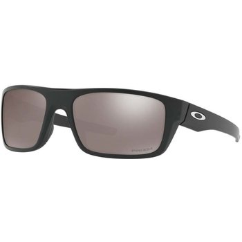 Oakley Drop Point, Matte Black w/ Prizm Black Polarized