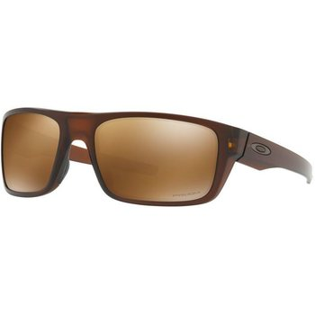Oakley Drop Point, Matte Rootbeer w/ Prizm Tungsten Polarized
