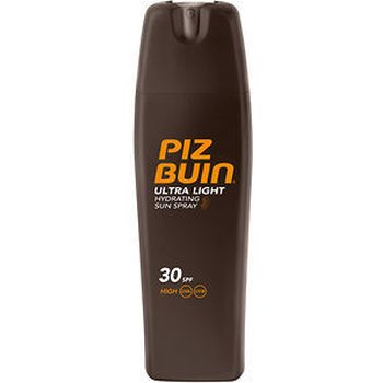 Piz Buin Ultra Light Hydrating Sun Spray SK30, 200 ml