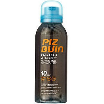 Piz Buin Protect&Cool Refreshing Sun Mousse SPF10, 150ml