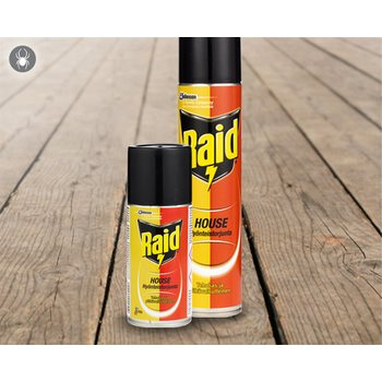Raid House -aerosoli 150ml