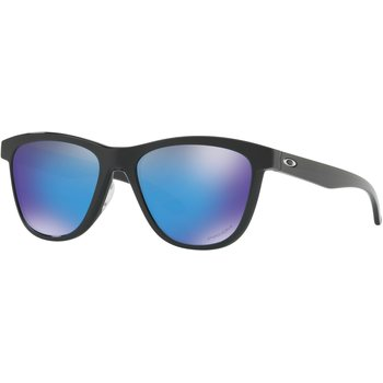 Oakley Moonlighter, Polished Black w/ Prizm Sapphire