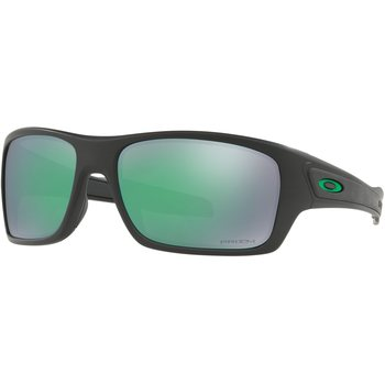 Oakley Turbine, Matte Black w/ Prizm Jade Polarized