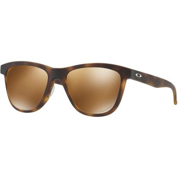 Oakley Moonlighter, Matte Tortoise w/ Prizm Tungsten Polarized