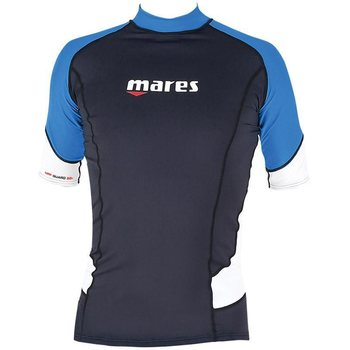 Mares Rash Guard Trilastic Shortleeve