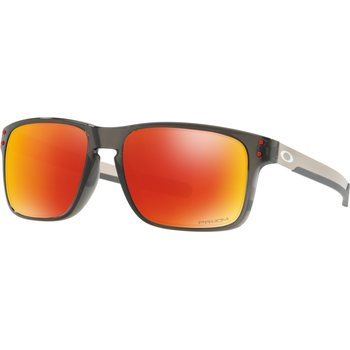 Oakley Holbrook Mix, Grey Smoke w/ Prizm Ruby Polarized