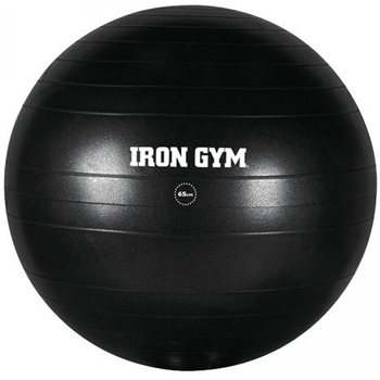 Iron Gym Exercise Ball 65cm + pumppu