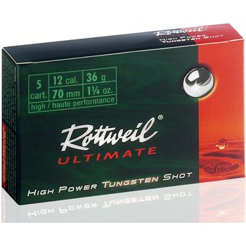 Rottweil Ultimate 12/70 36 g 5 kpl
