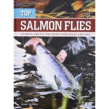Vision Top Salmon Fly