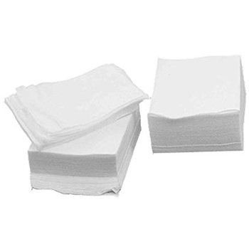 "Breakthrough 100% Cotton Patches - 3"" Square (300 Pack)"