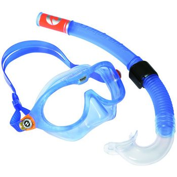 Aqua Sphere Combo Reef DX(mask and snorkel for kids)