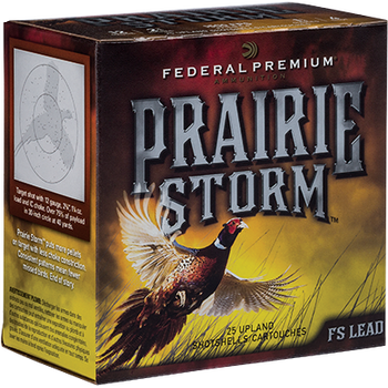 Federal Prairie Storm 20/76 34g 25 kpl, 4 / 3,3 mm