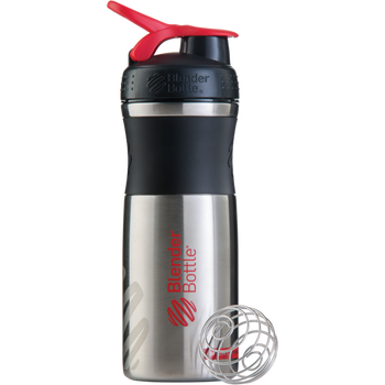 BlenderBottle Sportmixer 820ml Stainless